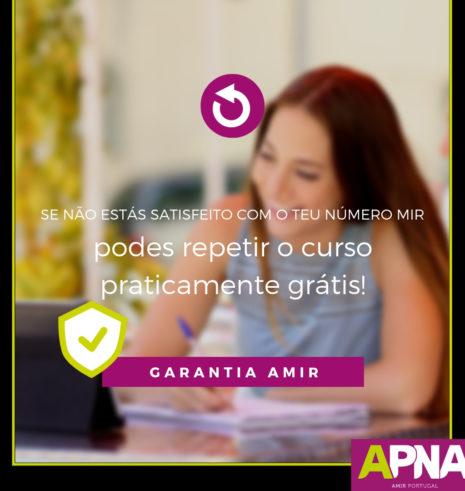 Garantia de Repetição da APNA